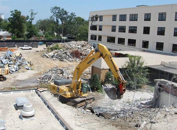 utrjevanje betona