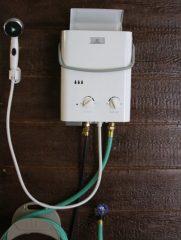 Visokotehnološki grelec vode brez rezervoarja Eccotemp L5
