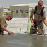 Utrjevanje betona za lažje delo na terenu