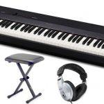 Casio PX-160 je resnično prenosljiv digitalen klavir