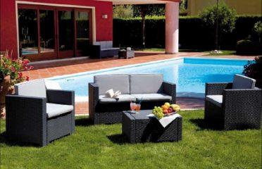 Vrtno pohištvo - vrtne garniture