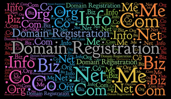 Registracija domene