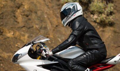 Zaščita za ledveni del voznika motorja