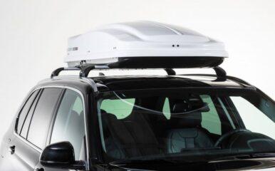 Izkoristimo streho avtomobila kot dodatni prtljažni prostor